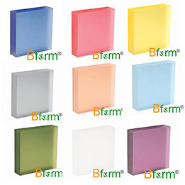 3form Resin Panel Transparent Arylic Panel