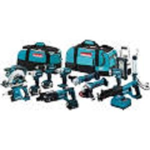 Wholesale power tools: Makita LXT1200 18v 12 Tool Lxt Lithium Ion Cordless Power Combo Kit