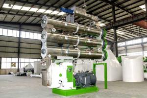 Wholesale horse oil: 10/20/30/40 T/H Feed Pellet Machine with Long Service Life Feed Pelletizer