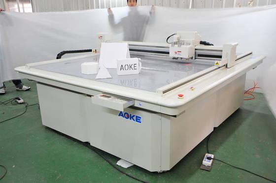 Sell carton box sample making machine