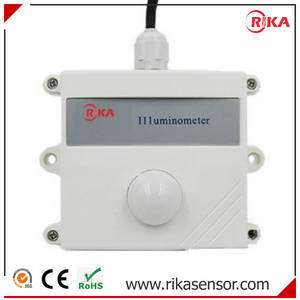Wholesale solar light: Solar Illumination Sensor/Light Lux Sensor for Agriculture