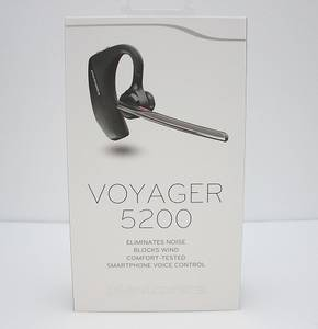 Wholesale bluetooth headset: Plantronics Voyager 5200 Bluetooth Headset
