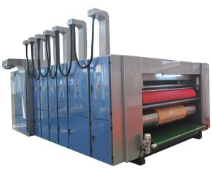 Wholesale printer: Rotary Die-cutting Machine with Flexo Printer