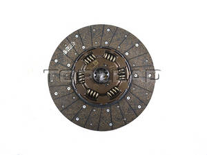 Wholesale Truck Transmission: SINOTRUK Genuine -Clutch Disc (CH430-21)- Spare Parts for SINOTRUK HOWO Part No.:WG9921161100