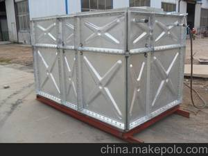 Wholesale tank container: Galvanized Large Water Tanks, Water Container