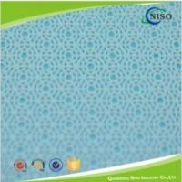 Perforated Sheet for Sanitary Pad