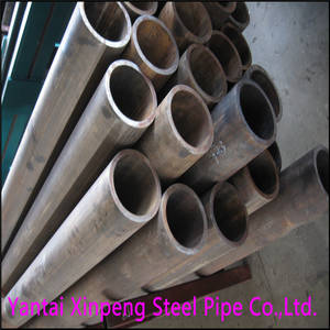 Wholesale mechanical tubing: E355 Mechanical Steel Pipe Hydraulic Cylinder Tube