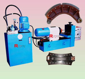 Wholesale brake lines: Brake Shoe and Lining Riveting Machine BM9W-C