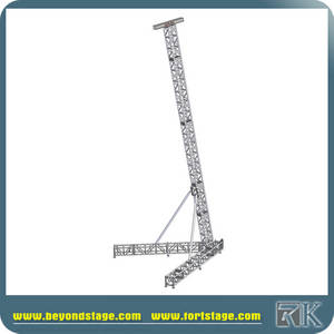 Wholesale dj lighting truss: Cheap Dj Sound and Light Truss System for Outdoor Concert