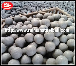 Wholesale grinding steel ball: Forged Steel Grinding Balls