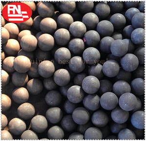 Wholesale ni ore: Grinding 90mm 70mm 50mm Cement Casted Forged Steel Balls