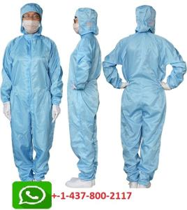 Wholesale lab coat: Medical Dental Disposable Protective Lab Coat Gown Blue 10/Bag - Choose Size
