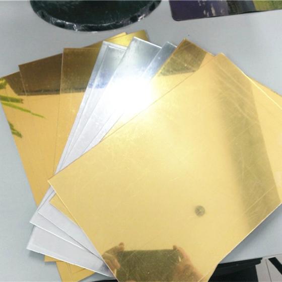 Sell PMMA Mirror Sheet Plexiglass Mirror 1220mm x 2440mm