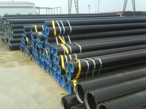 Wholesale seamless tubes: API 5CT Seamless Steel Pipe, Steel Grade J55,N80,P110,PH-6 Petroleum Casing and Tubing in Oil