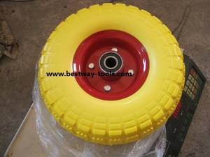 Wholesale solid tyre: Puncture Proof Solid Tyre Wheel