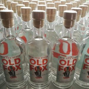 Wholesale fruits in bowl: Old Tom Gin - Old Fox