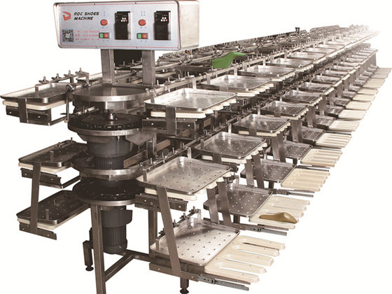 Three-Dimen Sional Stainless Assembly Line