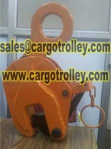 Wholesale lifting clamp: Plate Lifting Clamps Applications and Instruciton