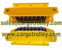 Sell machinery mover applied on moving and handling works