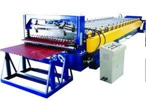 Wholesale wave shaped tile equipment: High Quiality with China Price Corrugated Roof Panel Roll Forming Machine