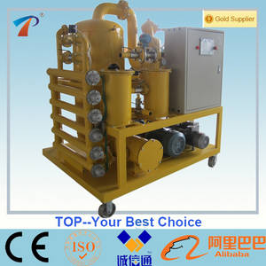 Wholesale oil purifier: Transformer Oil Purification System, Waste Insulation Oil Purifier Set with Double Vacuum