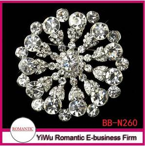Wholesale Brooches: Wholesale Vintage Cheap Rhinestone  Brooches