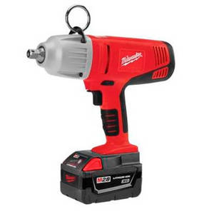 Wholesale battery pack: Milwaukee 0779-22 M28 Cordless Impact Wrench Kit