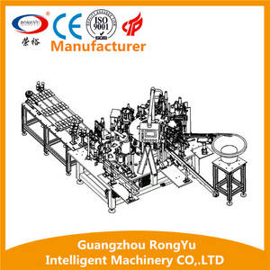 Wholesale fully motorized: LED Bulb Full Automatic Assembly Machine
