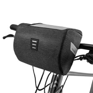 Wholesale Bicycle Accessories: Roswheel Essentials Series 600D Nylon 3 Litre Capacity Bike Handlebar Pack Bags