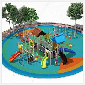 Wholesale systems: Playground System (RT-TP-101)