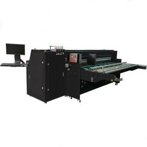 Wholesale indoor printing: Pizza Box Printing Machine / Inkjet Printer for Corrugated 2500AF-4PH