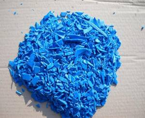 Wholesale iso: ISO9001 Blue Plastic Granules for PE/PP/Hips/ABS