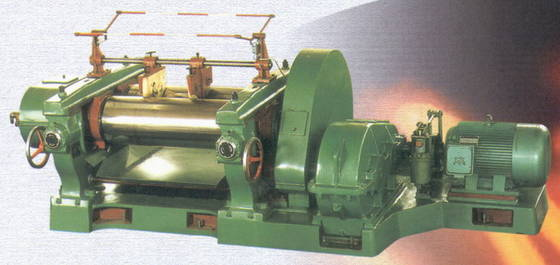 Sell rubber mixing mill