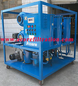 Wholesale transformer oil filtration: Vacuum Dehydration Filtration of Transformer Oil Units