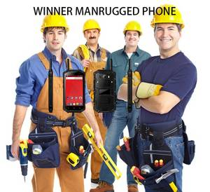 Wholesale wireless mobile phone charger: MAN rugged phone