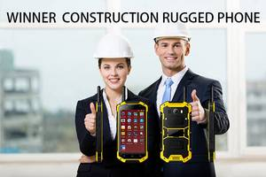 Wholesale dual sim cdma mobile phone: CONSTRUCTION RUGGED PHONE