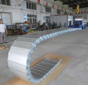 Wholesale stainless steel flexible hose: Bridge Steel Drag Chain