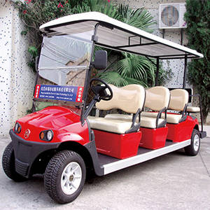 Wholesale truck mirror replacement: Electric Golf Cart AC System Standard Configuration