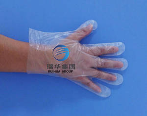 Wholesale Other Protective Disposable Clothing: HDPE Disposable Gloves