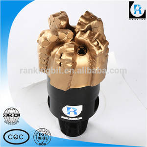 Wholesale pdc bit: New Type 5 Blade Pdc Drilling Bits with Pdc Cutters