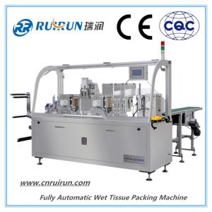 Wholesale mack: Full-auto Baby Wet Wipe Tissue Making Machine, Wet Napkin Folding and Packing Machine