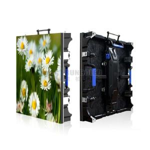 Wholesale event: Die-casting Outdoor Waterproof LED Screen P4.81 Video Visual for Sound Stage Events