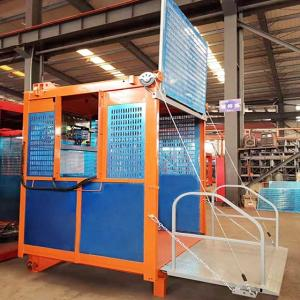 Wholesale construction material: Construction Building Passenger Hoist for Lifting Material with OEM