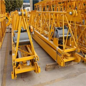Wholesale rct: RCT5013-5 Small Topkit Tower Crane with Mini S24 Mast Section