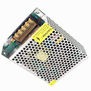 Wholesale ac dc power supply: SMPS 110v 220V AC To DC 5V 12V 24V LED Driver 60W 3A Switching Power Supply