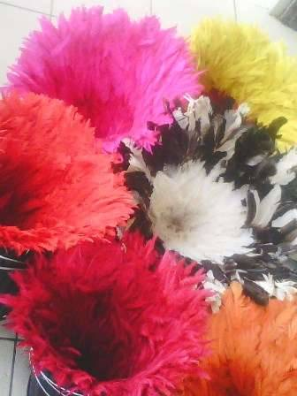 Sell  Feathered Headdress