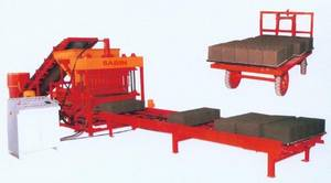 Wholesale hollow block machine: Fully Automatic Hydraulic Hollow Block Making Machine