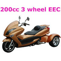 Accept Paypal Motorcycle,Brand Motorcycle,Three Wheel Motorcycle,200CC 3WHEEL EEC SCOOTER