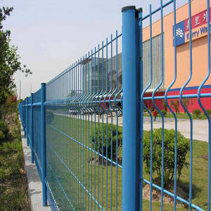 Wholesale welded wire panel fence: Anping Manufacturer Welded Bending  Wire Fence Panels