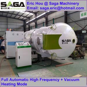 Wholesale microwave vacuum dryer: Microwave Vacuum Wood Drying Machine High Frequency Lumber Dryer Kiln